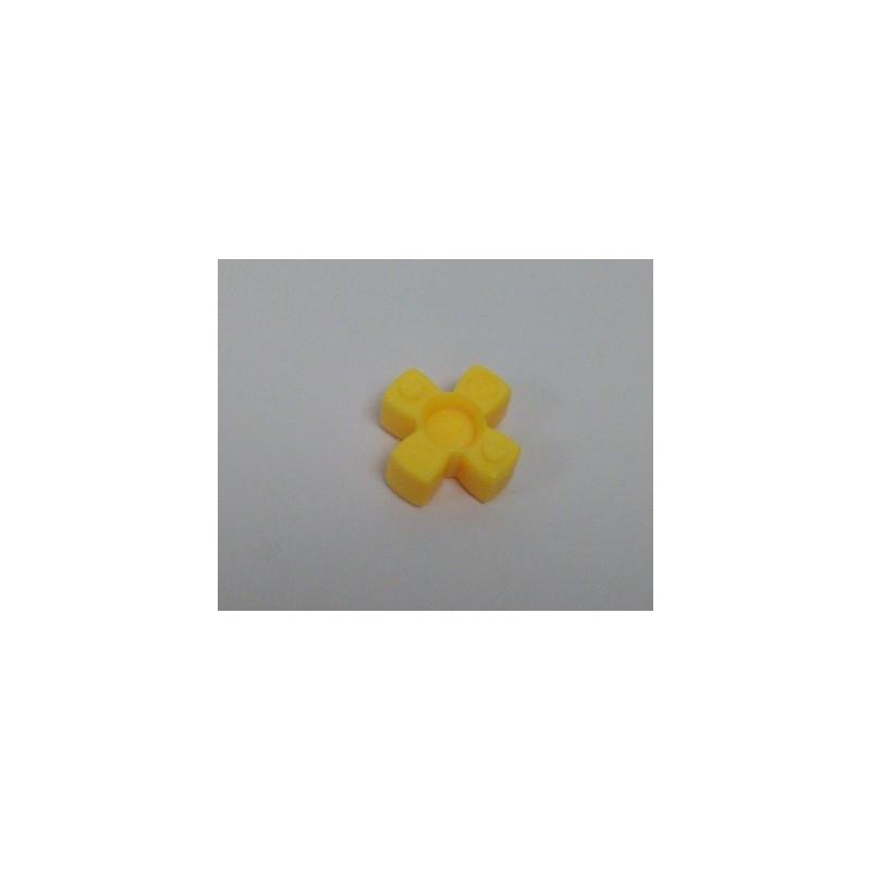 Anneau Accouplement jaune pour ROTEX GS7