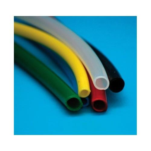 Tube calibré en polyuréthane NOIR 07 - 10 - 25M