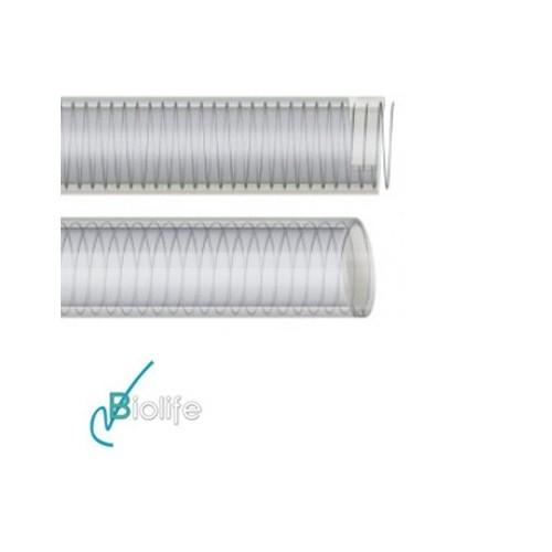 Tuyau TPE spirale Pharmastell 025 - 033 - 30M
