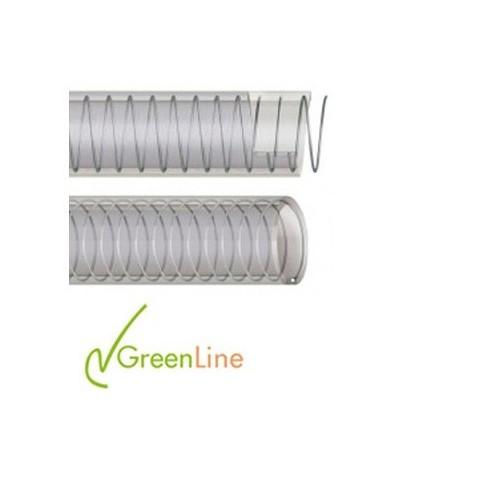 Tuyau PVC alimentaire Biologique Plutone Bio 012 - 018 - 10m
