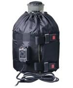 Réchauffeurs pour bidons en verre 220-240 VAC 18L / 140w avec thermostat électronique à cadran