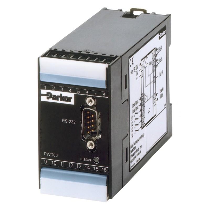 Amplificateur PARKER PCD