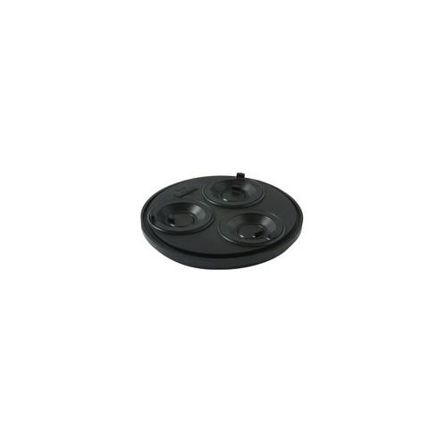 Tampon réduction NICOLL PVC 110 3 trous système J