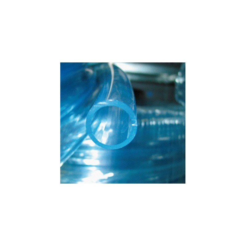 Tube PVC cristal qualité alimentaire 006 - 009 - 25M