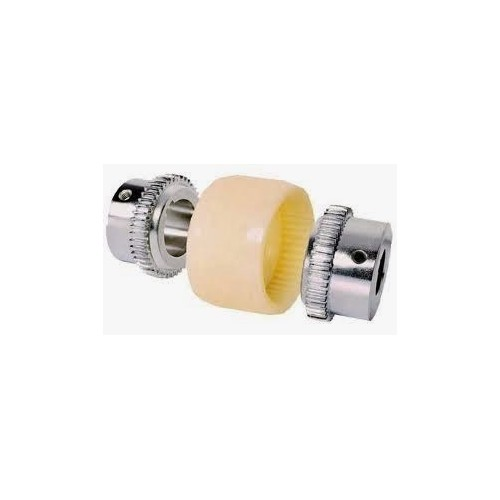 Douille - Accouplement polyamide BOWEX KTR taille 45 modèle AS