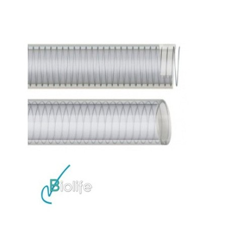 Tuyau TPE spirale Pharmastell 025 - 033 - 10M