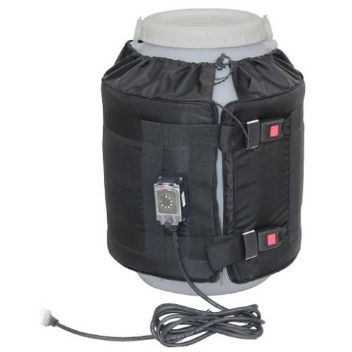 Réchauffeur pour fûts 220-240 VAC - 60L / 300w avec Thermostat électronique à cadran fixé