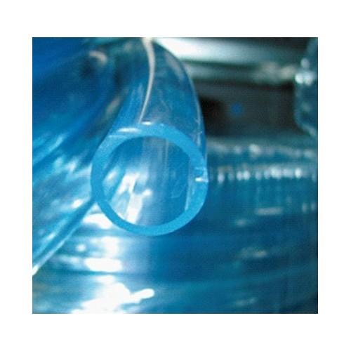 Tube PVC cristal qualité alimentaire 010 - 013 - 25M