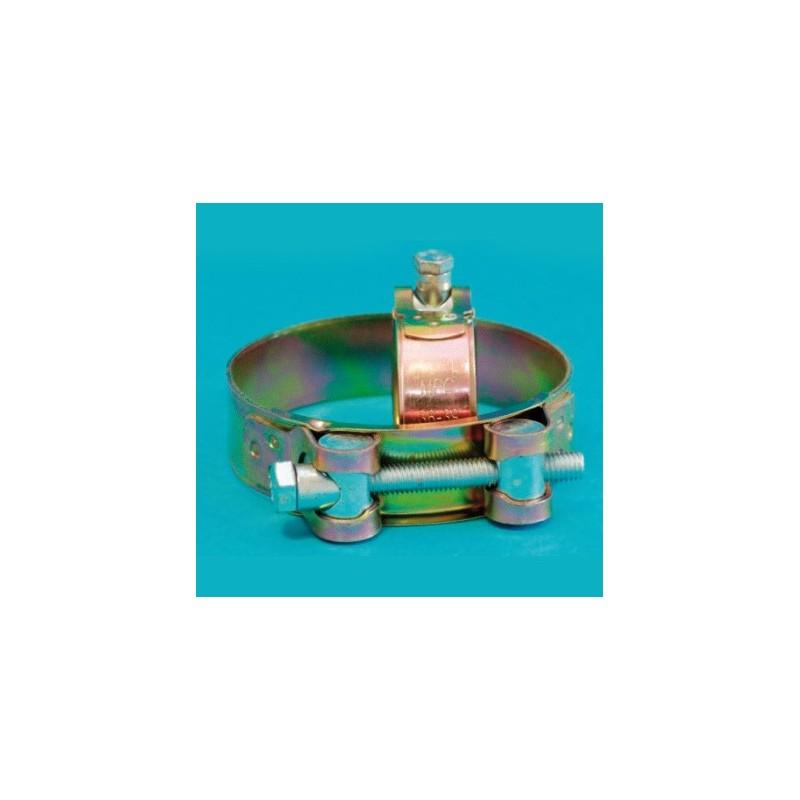 Collier tourillon inox bande de 20mm