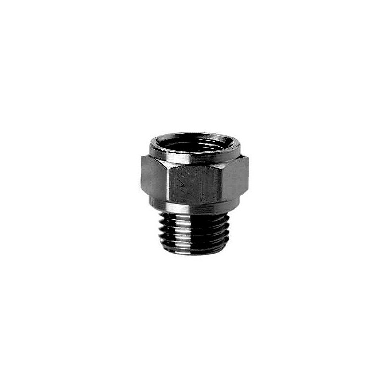 raccord male/femelle cylindrique