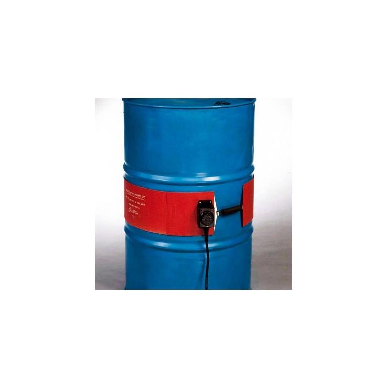 Ceinture Chauffante Souple 1500W 230V 1ph pour fût de 200L