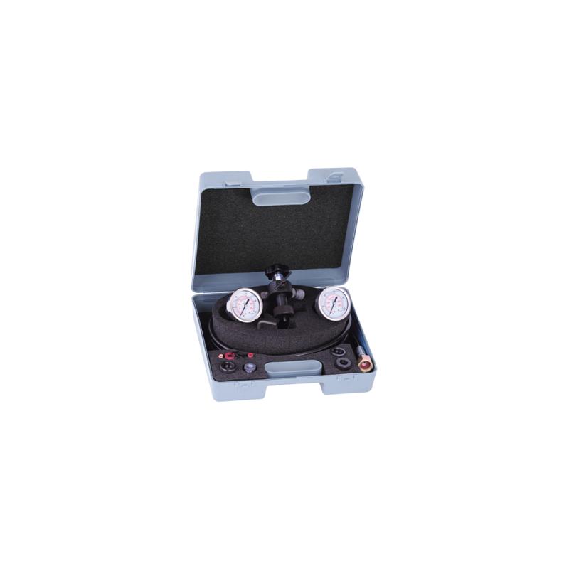 Valise vérificateur gonfleur accumulateur Parker