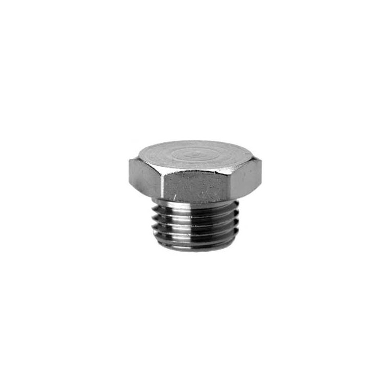 Bouchon male cylindrique