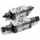 Limiteur de débit double modulaire