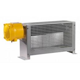 Radiateur ATEX type RAE - 500W Longueur 585mm