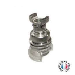 Réduction symétrique avec verrou aluminium 050-040mm