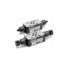 Limiteur de débit double modulaire FM parker
