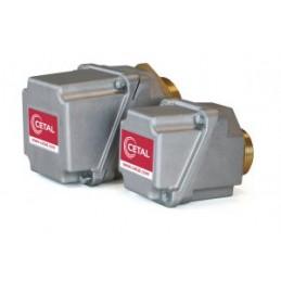 Boitier aluminium pour thermoplongeur CETAL