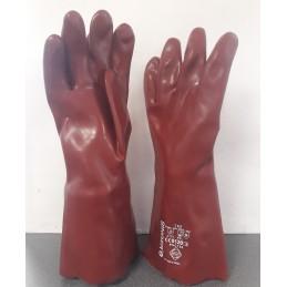 Paire de gants pvc 36cm...