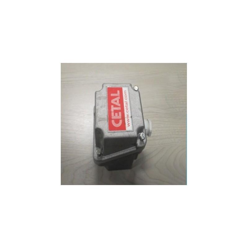 Boitier ORGMA PE16 pour résistance à ailettes