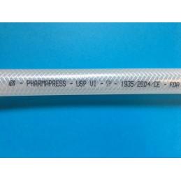 Tuyau pharmapres CE1935/2004 et FDA