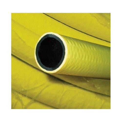 Tuyau arrosage PVC jaune 15mm - 25m pour arrosage