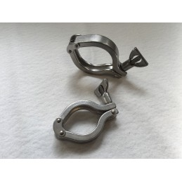 Collier clamp en Inox