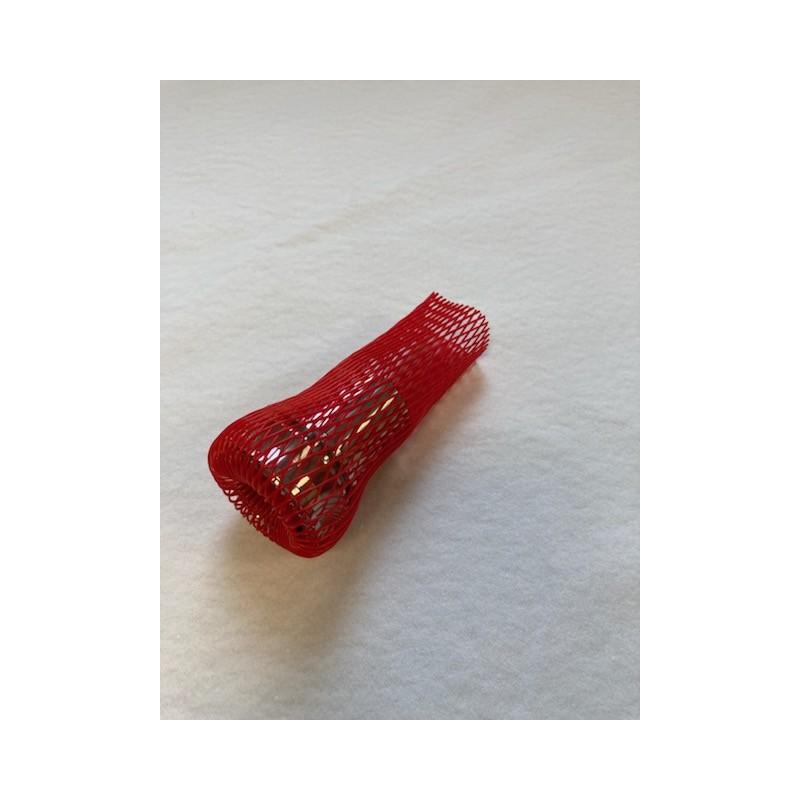 filet de protection raccord couleur rouge