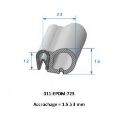 Profil 723 - Joint PVC...
